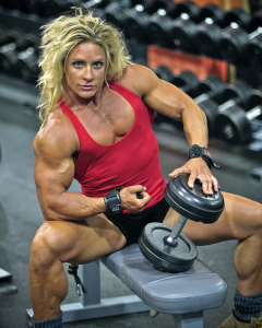 Dr Dena Westerfield St Louis Bodybuilding